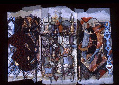 India Triptych 1995
