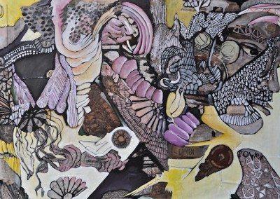 Adinkra  Dawn Patel Art