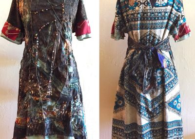 Beaded Dress - the Immigrant