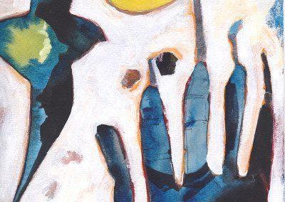 Bird and Hand 2015