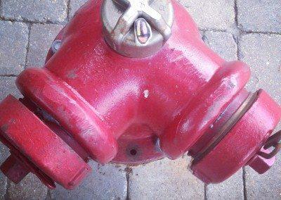 Hydrant Stone