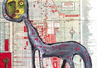City Dinosaur 2014