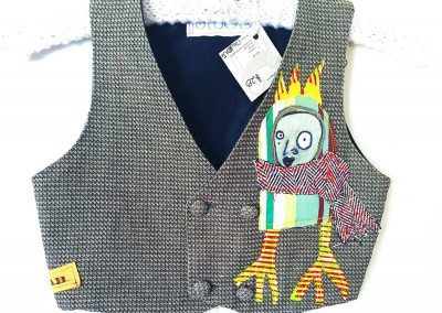 Chicken Jo Kids Vest