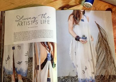 Summer Edition of Belle Armoire Magazine