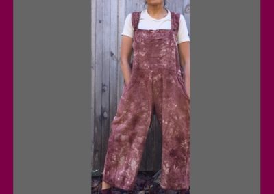 Iron Range Bibs - Brilliant Stranger Clothing - a collaboration with Nepalese Fair Trade Artisans