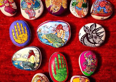 Painted Stones 2014