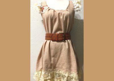 Handmade Linen Dress