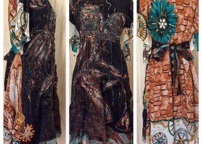 Patel, Dawn Ancestor Dress - The Refugee