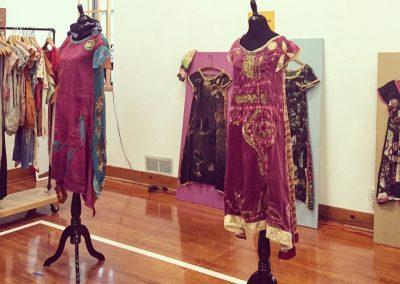 Patel, Dawn Ancestor Dress Booth