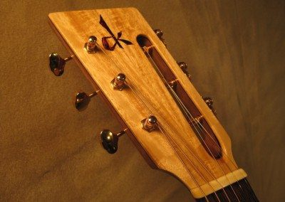 Headstock Grand Concert Steel String